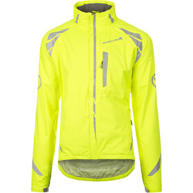 Endura Luminite II Jacket Men hi-viz yellow/reflective